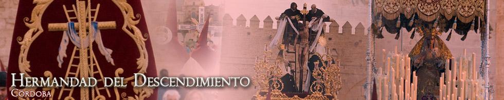 Web Oficial Hermandad del Descendimiento (Córdoba, España)