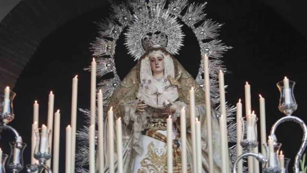 Virgen del Rayo